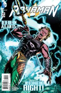 Publisher: DC COMICS (W) Cullen Bunn (A/CA) Trevor McCarthy Aquaman is on the run from Atlantis! The kingdom he once saved now wants him dead - and nothing will ever be the same again! Item Code: APR150217