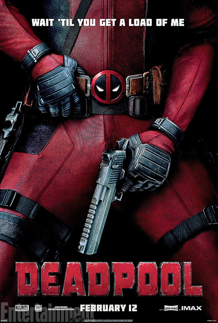 12 Days Of Deadpool Brings New Poster Taylor Network Of Podcasts