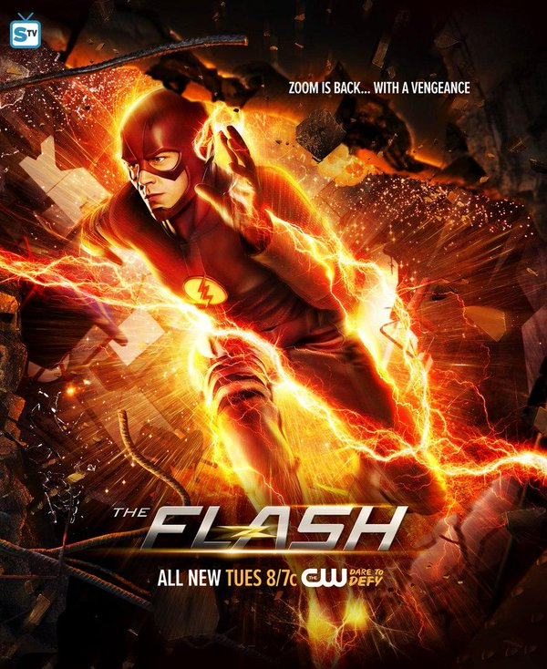 Voorkeur New Flash Poster: Zoom Is Back…With a Vengeance – Taylor Network  #HO39
