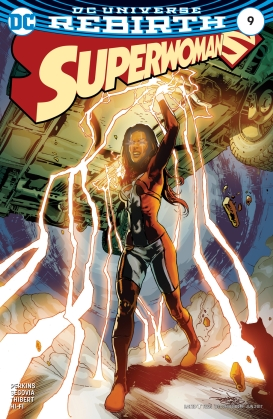 Superwoman 9