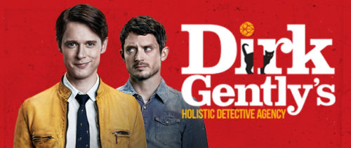 Image result for dirk gently's holistic detective agency