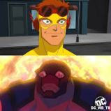 Wally West-Forager