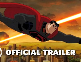 Superman: Red Son Official Trailer